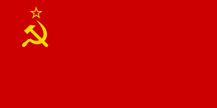 This image is very simple because it is the USSR flag and i need an USSR flag for my poster, since Rocky IV is about the USSR.