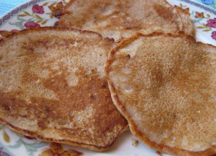 Pancakes oatmeal