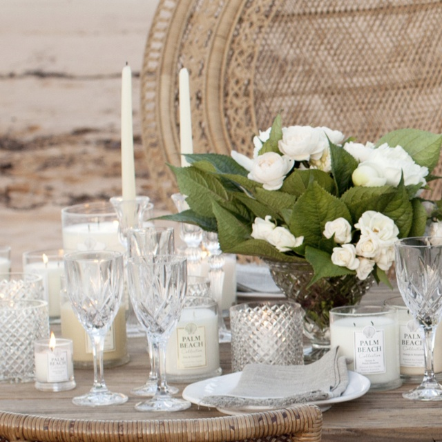 Palm Beach Collection Candles
