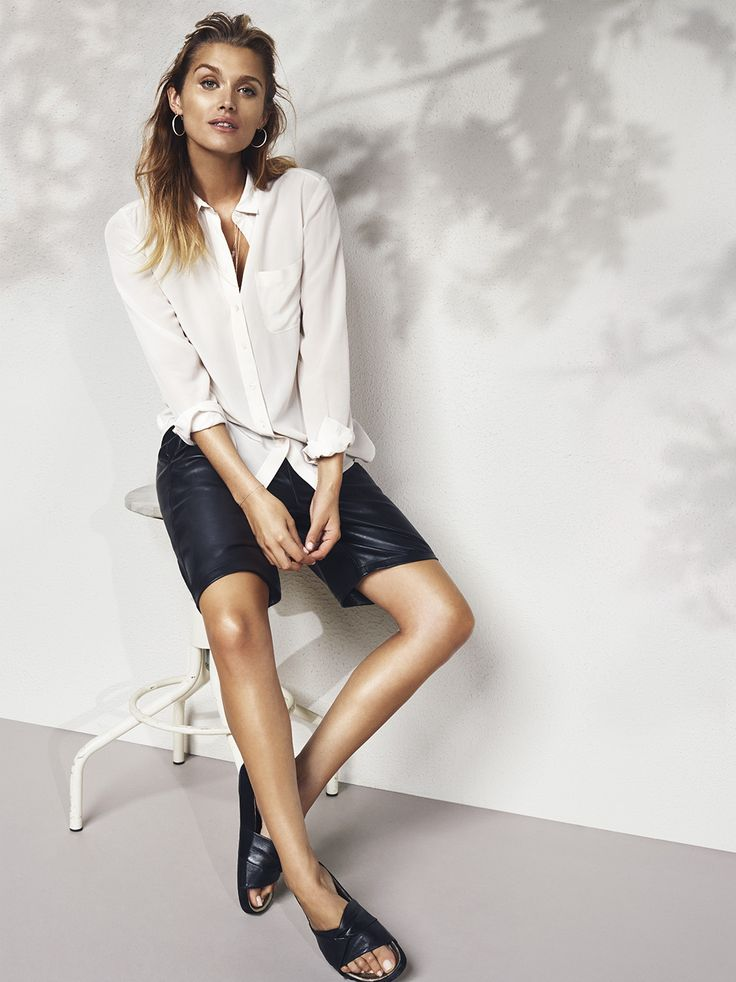 Cheyenne Tozzi for Gina Tricot March 2015.