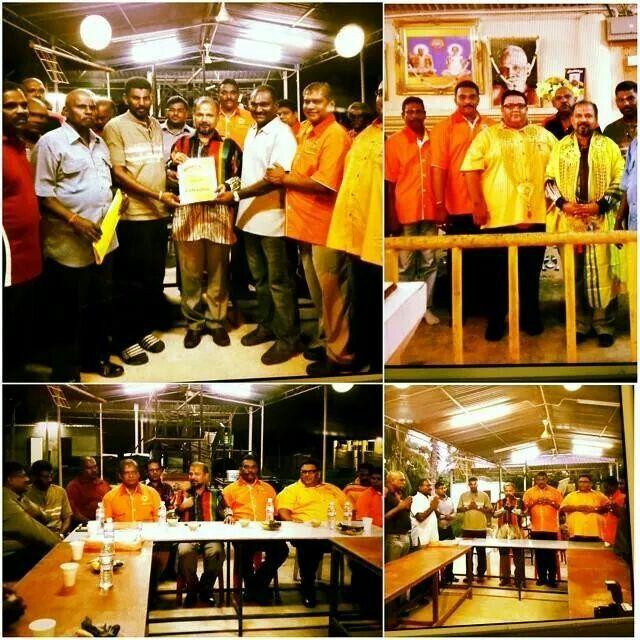 [Admin] 22 July,2014  MAJLIS PELANCARAN CAWANGAN DAN BAHAGIAN KUPANG , BALING, KEDAH.  YBHG DATUK RS THANENTHIRAN President PARTI MAKKAL SAKTI MALAYSIA Melancaran Cawangan Bahagian Kupang , Baling , Kedah.  Pada 27 July, 2014  Tetamu Khas , YBhg Tuan OG Shanmugam (Pengerusi MMSP, Badan Perhubungan Negeri Kedah) , YBhg Sdr Sutager (Setiausaha Kebangsaan MMSP) , Sdr Raman (Ketua Bahagian MMSP, Padang Serai). Dan Jawatankuasa Tempatan.  Majlis diteruskan dengan ucapan, cadangan serta pandangan…
