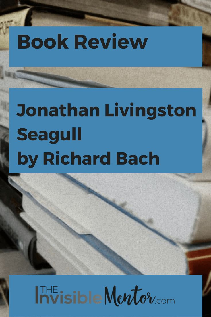 Jonathan Livingston Seagull by Richard Bach is a story about following your dreams and making the most of the life you have been given. There are many inspiring moments in the story. Simply written, the book delivers profound life lessons, and makes the reader want to dream big, lift up your wings and soar. It is a reminder that you are capable of more than you think, and not to let anyone limit you. You can read this book with your family. Visit my website to read my detailed book summary…