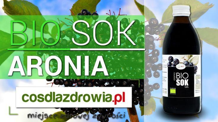 Aronia – antidotum na dolegliwości cywilizacyjne? Pij BIO sok z aronii!