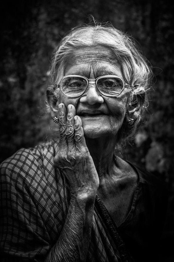 My Grandma by Ganesh Balasubramanian on 500px