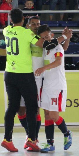 #DeportivoSaeta se mantiene a paso firme. En la segunda fecha venció a #DMartin. #FútbolRevolucionado