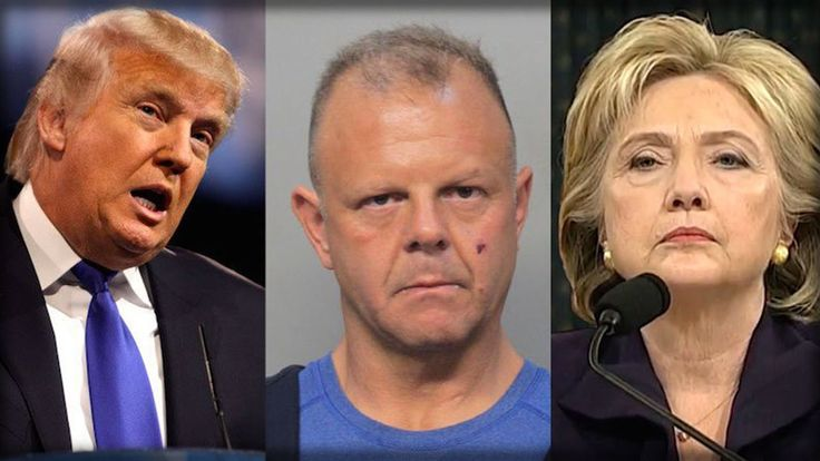 BREAKING: MAN PLANNING TO KILL TRUMP WAS HILLARY CLINTON'S CLOSE FRIEND!... THERE BETTER BE JAIL TIME FOR THIS ONE!! HE PROBABLY DID ALL THE OTHER KILLINGS FOR THE CLINTON'S!