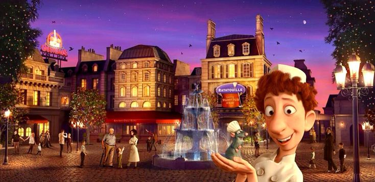 18 Truly Magical Disney Attractions You Can't Ride In The United States