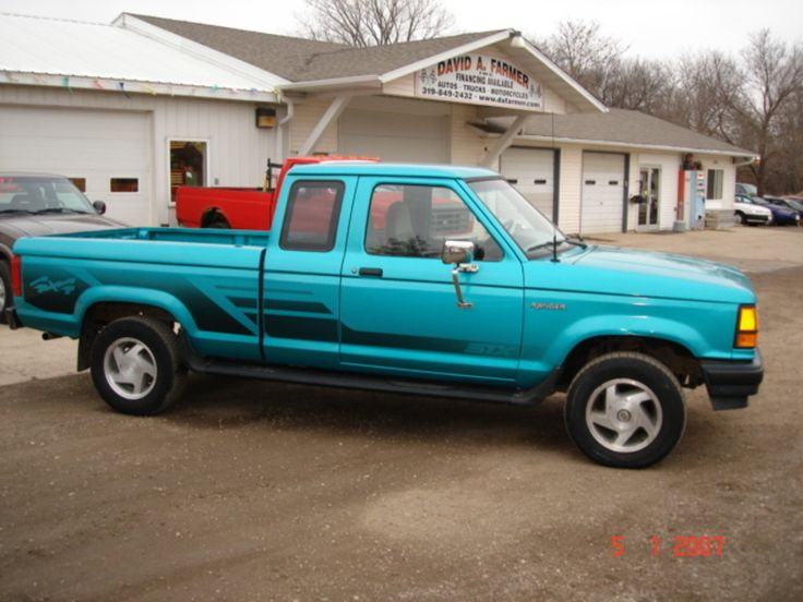 1992 Ford Ranger | 1992 Ford Ranger For Sale in Center Point, IA - 1ftcr15x4nta80956