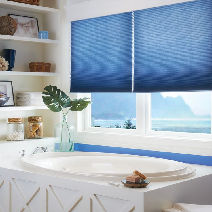 Explore The Wide Array Of Graber Blinds, Shades, Shutters, And Drapes That  Combine. Bathroom BlindsBathroom Window ...
