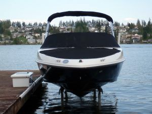 SunLift, SeaRay, boat lift