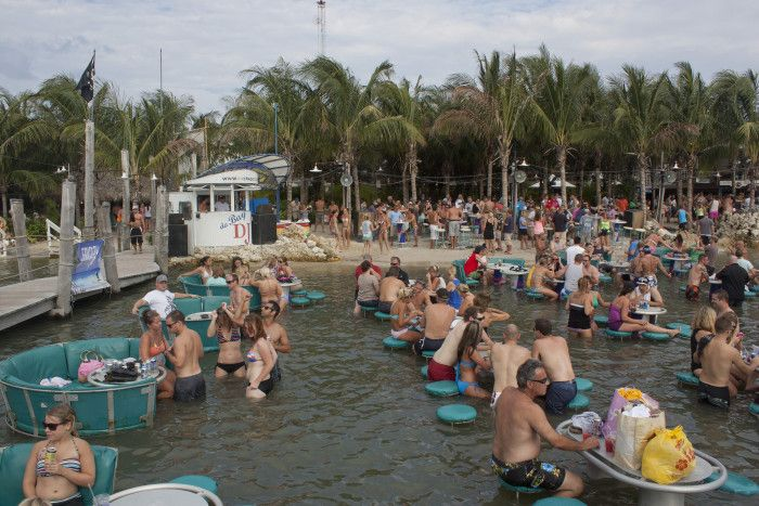 10) Seacrets, Ocean City  Need to go to all of them