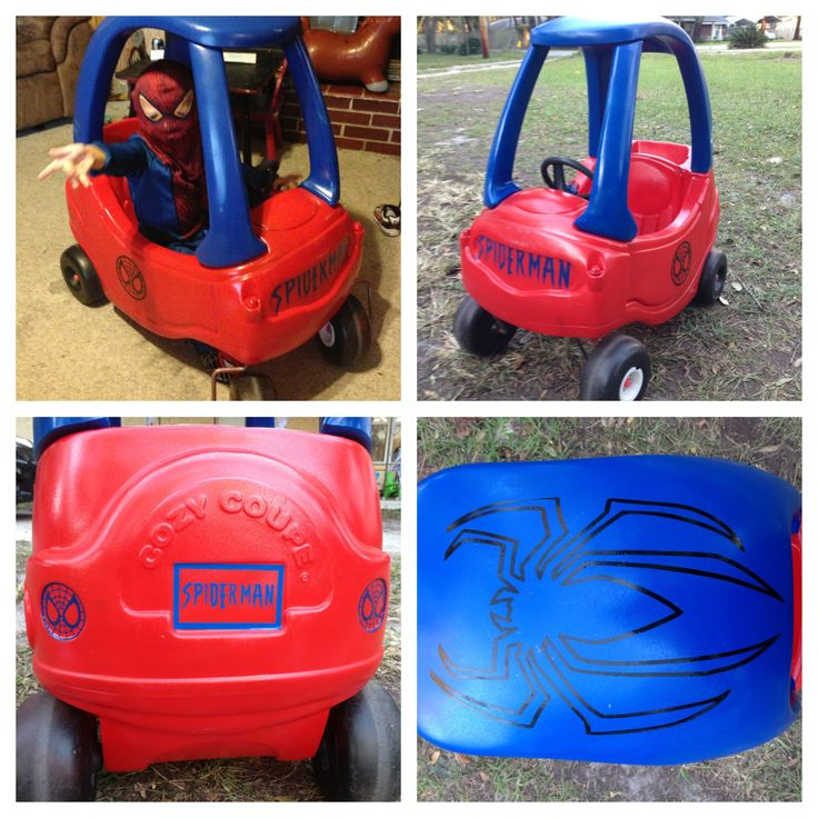 60 best fire truck diy images on pinterest | cozy coupe makeover