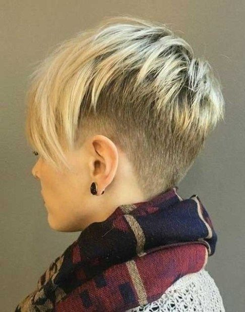 Beautiful Layered Short Haircuts for Ladies - If you want that cute and easy hairstyle, then layered short haircut is the way to go.
