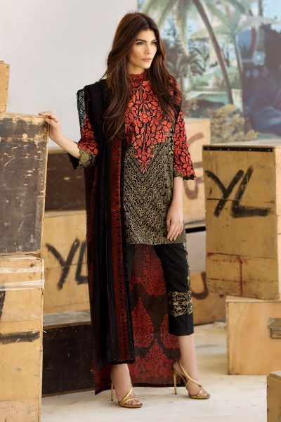 Sana Safinaz MAR17-09B Spring SummerLawn 2017 Price in Pakistan famous brand online shopping, luxury embroidered suit now in buy online & shipping wide nation.. #sanasafinaz #sanasafinazlawn2017 #sanasafinazsummer2017 #pakistanibridalwear #brideldresses #womendresses #womenfashion #womenclothes #ladiesfashion #indianfashion #ladiesclothes #fashion #style #fashion2017 #style2017 #pakistanifashion #pakistanfashion #pakistan Whatsapp: 00923452355358 Website: www.original.pk