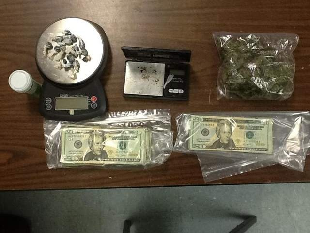 Approximately four weeks of investigating has led to the arrest of two people on suspicion of drug trafficking in the Visalia area, the Tulare County Sheriff's Office reported.  Enrique Moran, 26, and Deanna Dunlap 22, both of Visalia, were booked into their respective Tulare County detention facilities Friday. The Inter-Agency Narcotics Enforcement Team served a search warrant at a home in the 1300 block of West Paradise Avenue. The investigation found that Moran and Dunlap were in…