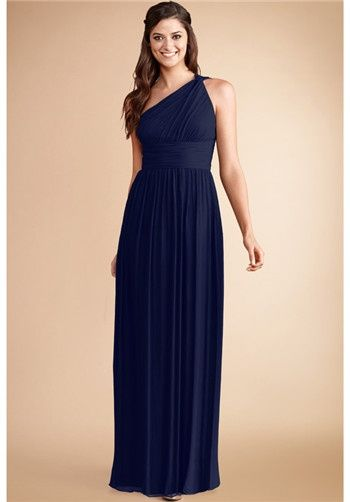 25  best ideas about Midnight blue bridesmaid dresses on Pinterest ...