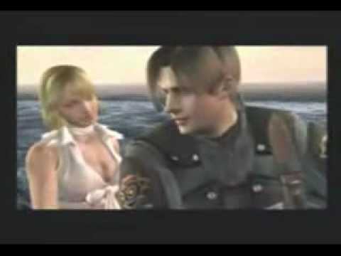 Resident Evil 4 SECRET ENDING - YouTube