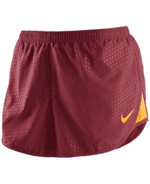 Nike Women's Usc Trojans Stadium Mod Tempo Shorts - Red XS
