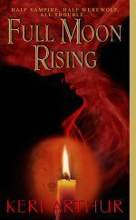 Full Moon Rising (Riley Jenson Guardian, #1)