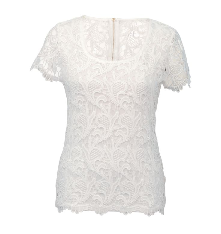 Lace Tee