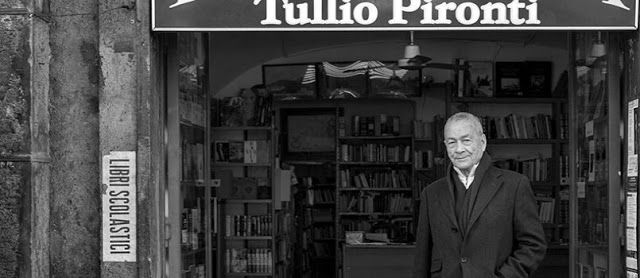 agenzia :  I primi 80 anni di Tullio Pironti    sabato 10 g...