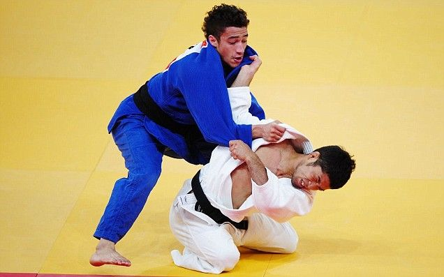 Ashley McKenzie insists his judo will always come before celebrity status