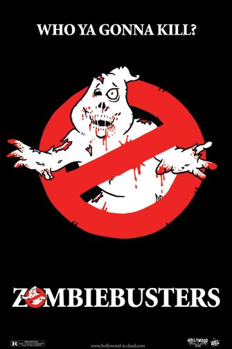 Zombiebusters: Movie Posters, Zombies Apocalyp, Zombies Zombieapocolyp, Zombiebust, Walks Dead, Zombies Buster, Zombies Ghostbusters, Horror, Gonna Kill