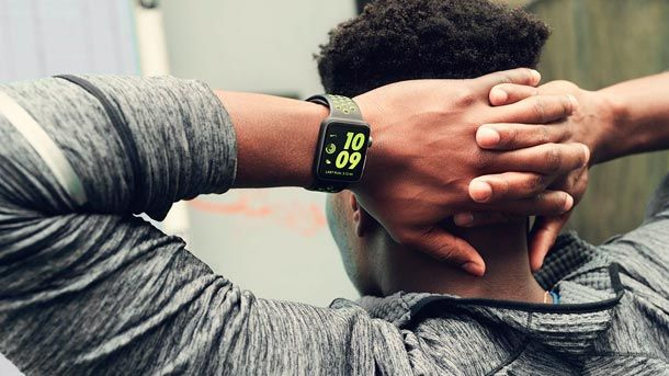 Apple Watch Nike  новые мультиспортивные смарт-часы от Apple и Nike