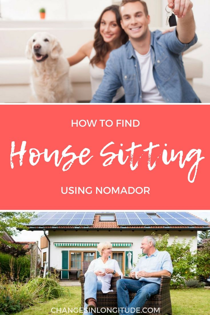 House Sitting Jobs Are A Great Way To Travel Affordably Check Out