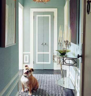 17 mejores ideas sobre pintura de la puerta principal en for Pintar puertas de madera viejas