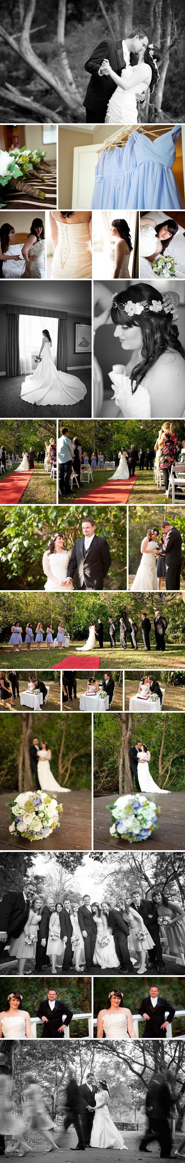 Belinda & Joshua's Wedding by BriannaKate Photography