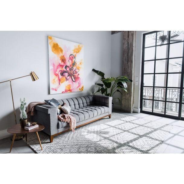 nest modern sofa in 2019 edloe finch modern sofa sofa modern rh pinterest com modern nest furniture sherman oaks