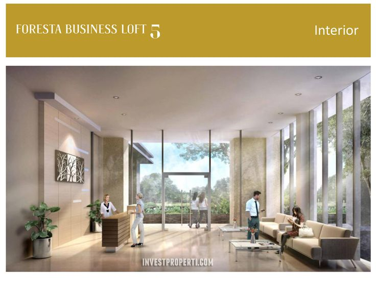 Foresta Business Loft 5 Interior Design.