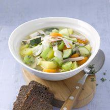Gemüse-Geflügel-Eintopf