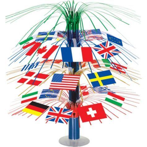 11 best international party ideas images on pinterest for International decor lights