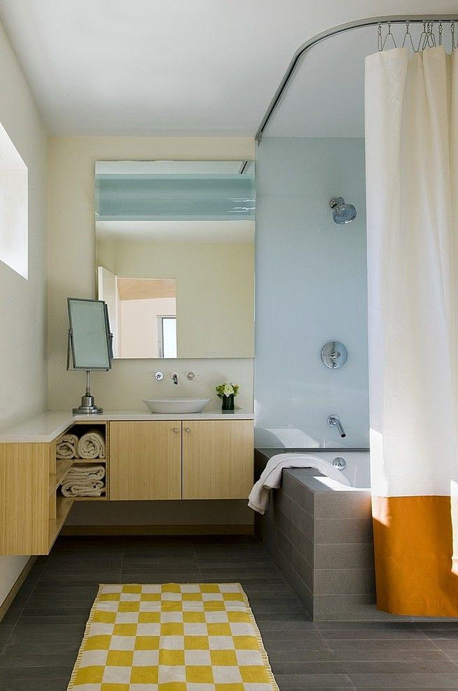 modern bathroom fountain valley reviews%0A Truro Residence by ZeroEnergy Design