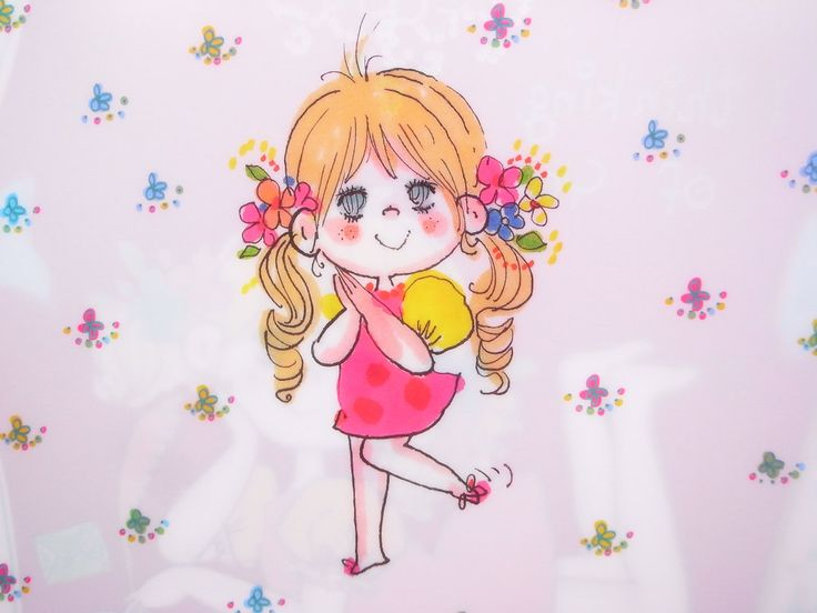 水森亜土 A4クリアファイル/ソニークリエイティブプロダクツ  ☆Ado Mizumori illustrated clear file folder from Sony Creative Products
