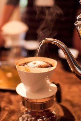 あの膨らみを作りたい。コーヒーの上手な淹れ方教えます♪