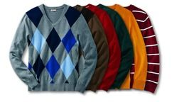 Men's Merona and Mossimo Supply Co. Sweaters from Target Canada  (40% Off) -