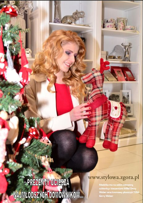 Stylish Christmas Tree Stylowa choinka www.stylowa.zgora.pl