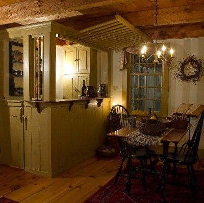 Colonial Home Interior 616 best primitive/ colonial interiors images on pinterest