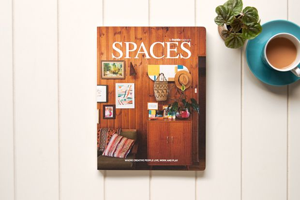 Spaces, volume three