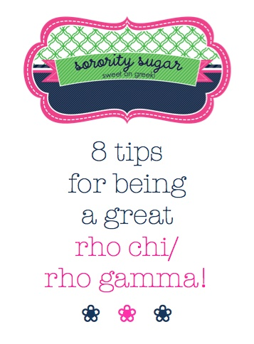 Being a recruitment counselor can be challenging. Maximize your experience with these top tips from sorority sugar!