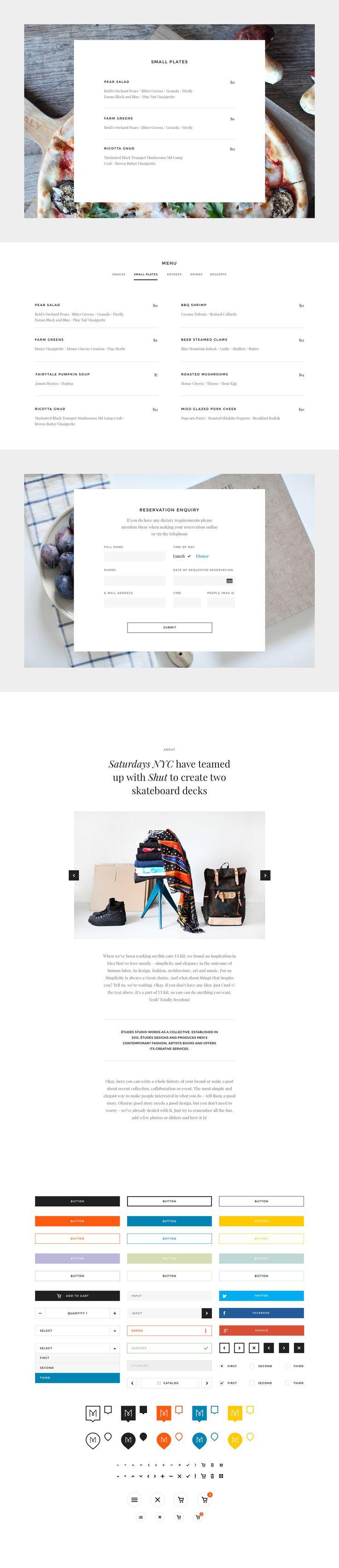 Monobrand UI Kit