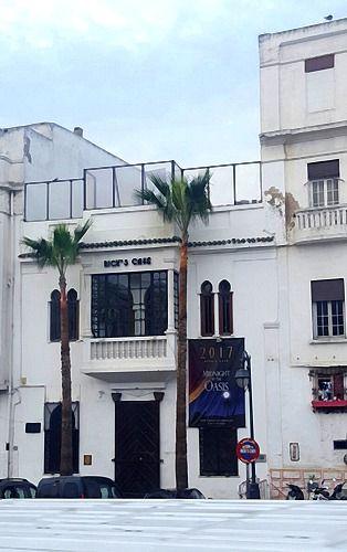 Casablanca Marokko, Rick's Cafe
