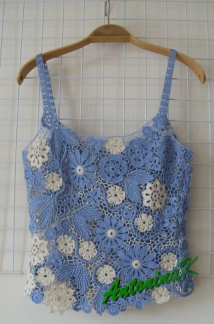 Denim_top by antonina.kuznetsova, via Flickr