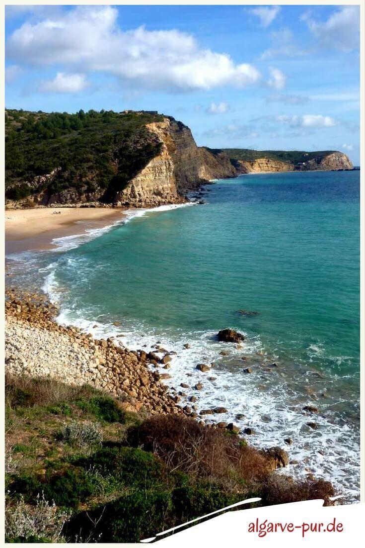 Portugal Algarve Urlaub: Die Felsküste der Algarve