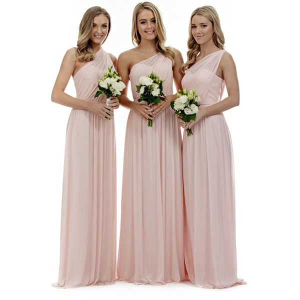 bridesmaid dresses with one shoulder sydney