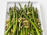 This roasted asparagus recipe, courtesy of the Food Network, is a simple