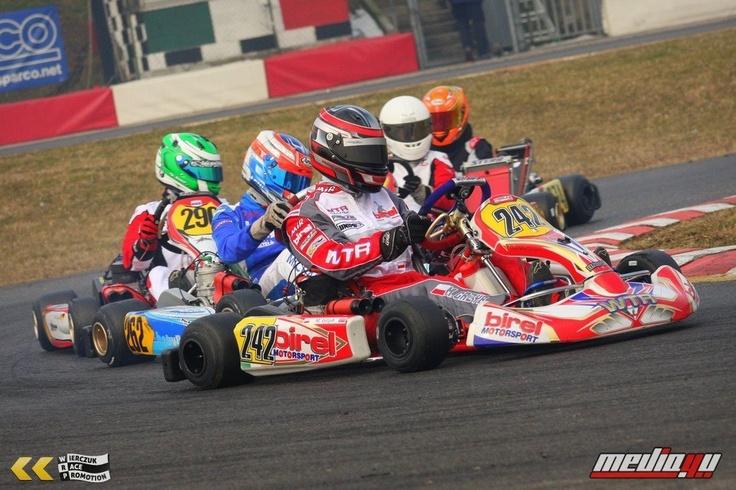 Michał Grzyb - Wierczuk Race Promotion